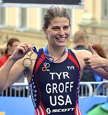 Sarah Groff bio