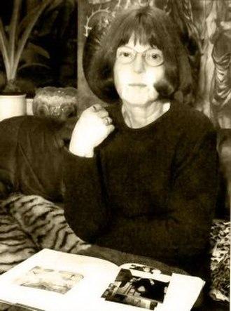 Sarah Kirsch - Sarah Kirsch in 2008