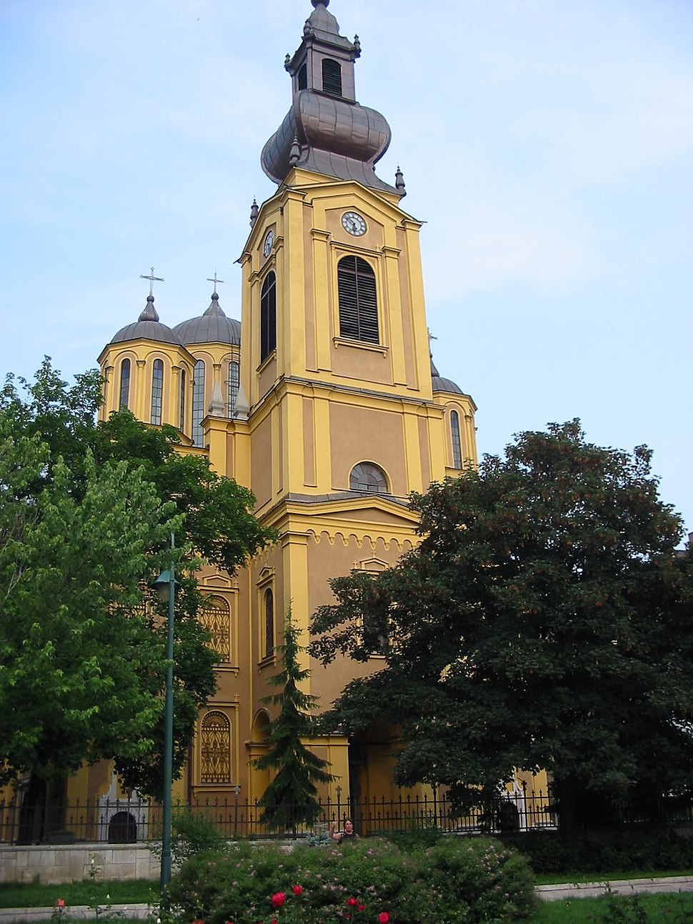 Sarajevo ortodox church