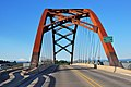 Sauvie Island Bridge (second) - roadway view.jpg
