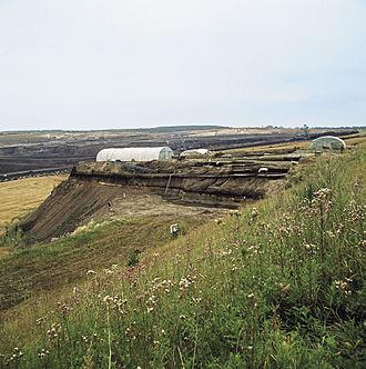 Schöningen spears - Excavation site