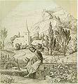 Schnorr von Carolsfeld - Lesender Dichter in der Landschaft.jpg