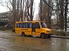 School bus А075 based on ZiL 5301 in Crimea.jpg