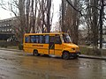 School bus А075 based on ZiL 5301 in Crimea.jpg