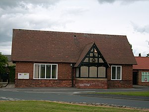Scorton, North Yorkshire - Scorton village hall