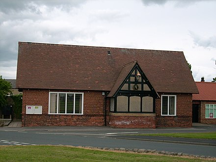 Scorton village hall Scorton village hall.jpg