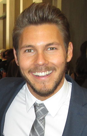 Scott Clifton - Clifton attending the 41st Annual Daytime Emmy Awards Nominee Reception