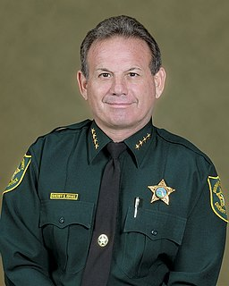 Scott Israel American sheriff
