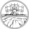 Official seal of Prachuap Khiri Khan