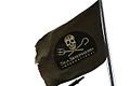 Flagge der Tierschutzorganisation Sea Shepherd