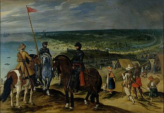 Siege of Ostend - Siege of Ostend Sebastian Vrancx