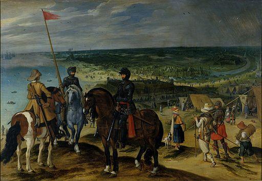 Sebastiaan Vrancx - Kriegsbild
