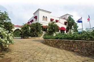 National Judicial College (Dominican Republic) - Image: Sede enj