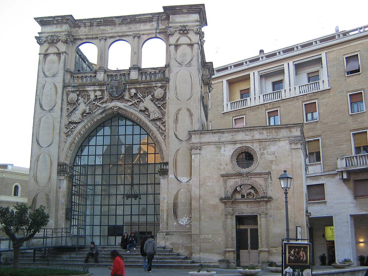 piazza santoronzo lecce storia damore - photo#23
