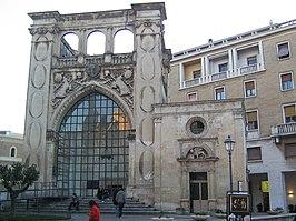 Lecce Il Sedile
