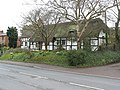 Semi-detached thatched, Maisemore - geograph.org.uk - 725075.jpg