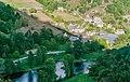 Settlement Saint-Projet in commune of Cassaniouze 02.jpg
