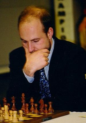 Alexander Shabalov - Alexander Shabalov at the 2002 U.S. Chess Championships