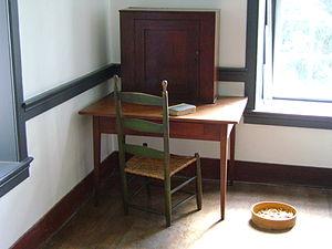 Shaker student desk