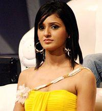 Shakti Mohan - Wikipedia