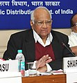 Sharad Pawar addressing the Conference of Food Ministers, Food Secretaries and Agriculture Secretaries of emerging procuring states, in New Delhi on December 14, 2011.jpg