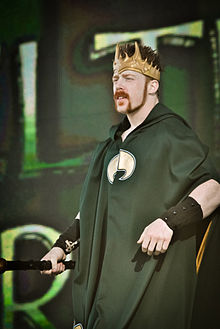 Sheamus 2010 Tribute to the Troops.jpg