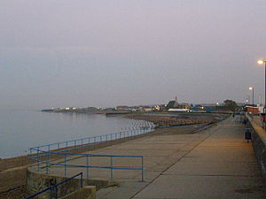 Sheerness - Sheerness beach