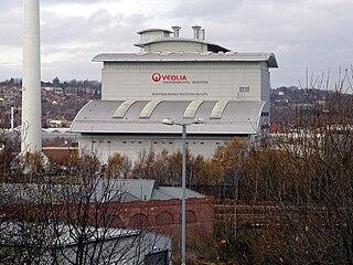 Sheffield Energy Recovery Facility