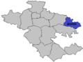 Shevgaon Tehsil in Ahmednagar District Maharashtra.png