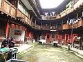 Shijia Cun - Nan'an Lou - inside - DSCF3826.JPG