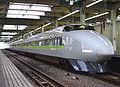 Shinkansen S100 K57 Kodama 610 Hiroshima 20030720.jpg