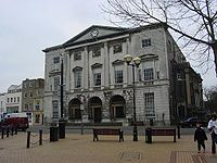 Chelmsford'da Shire Hall