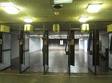 An Indoor Shooting Range