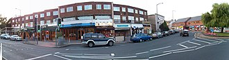 Chapel Allerton - Bars and restaurants on Stainbeck Lane