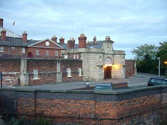 HM Prison Shrewsbury - Image: Shrewsbury Prison 1