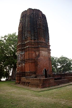 Onda (community development block) - Siddheshwara Temple at Bahulara