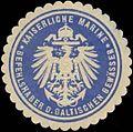 Siegelmarke K. Marine Befehlshaber der baltischen Gewässer W0337656.jpg