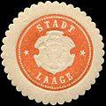 Siegelmarke Stadt Laage W0309889.jpg