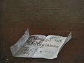 Signatura de Jeroni Jacint Espinosa al quadre de l'última Comunió de la Magdalena.JPG