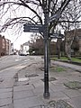 Signpost and Castle Street. - geograph.org.uk - 1141038.jpg
