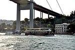 Simal Yildizi ferry on the Bosphorus in Istanbul, Turkey 001.jpg