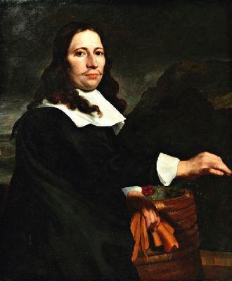 Simon van der Stel - Portrait of Simon Van Der Stel by Pieter van Anraedt