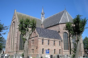 Workum - Image: Sint Gertrudiskerk Workum 18