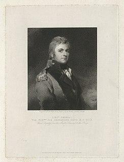 Alexander Hope (British Army officer) British Army general