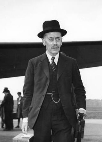 Alexander Cadogan - Sir Alexander Cadogan in 1945.