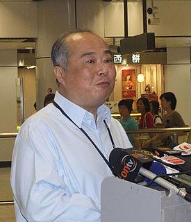 Hong Kong businessman