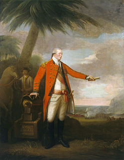 Hector Munro, 8th laird of Novar British soldier who became the ninth Commander-in-Chief of India