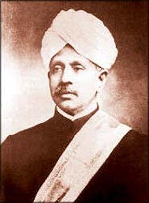 Ponnambalam Arunachalam - Image: Sir Ponnambalam Arunachalam