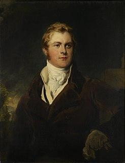 F. J. Robinson, 1st Viscount Goderich