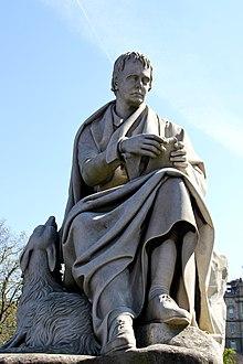 Denkmal in den Princes Street Gardens, Edinburgh (Quelle: Wikimedia)